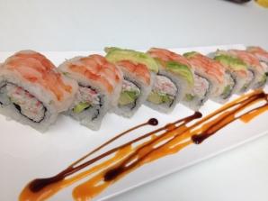 roll sushi maki